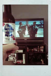 PBR and Top Gun